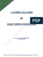 Tutorial Pls-Cadd