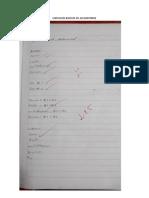 Ejercicios Basicos de Alegoritmos