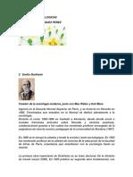 Corrientes Sociologicas JFMP
