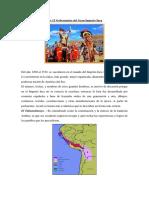 Los 13 Gobernantes Del Gran Imperio Inca