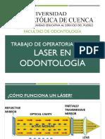 Láser en Odontología - Trabajo Autónomo