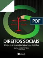 Direitos Sociais - O Artigo 6º Da Constituição Federal e Sua Efetividade