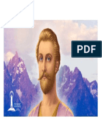Ascended master St. Germain of the 7th Ray