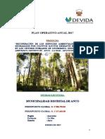 POA 2017 Recup. Serv. Ambientales Lechemayo-union-Arwimayo
