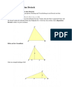 Dreieckspunkte