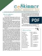 June 2006 Skimmer Newsletter Southeast Volusia Audubon Society