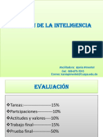 Eval.inteligencia