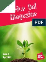 Write on! Magazine Issue 9