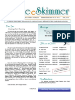 June 2007 Skimmer Newsletter Southeast Volusia Audubon Society