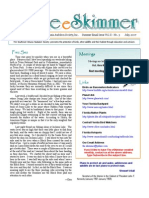 July 2007 Skimmer Newsletter Southeast Volusia Audubon Society