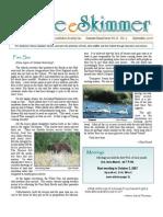 September 2007 Skimmer Newsletter Southeast Volusia Audubon Society