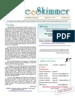 October 2007 Skimmer Newsletter Southeast Volusia Audubon Society