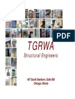 Structural Materials of construction