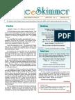 February 2008 Skimmer Newsletter Southeast Volusia Audubon Society