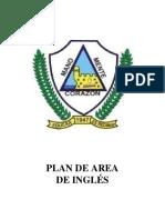 0603 - Plan de Area de Idiomas Extranjeros - CAC 2017´´