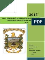 PMRS-CHUMPI 2015
