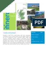 Scotland Itinerary 2010