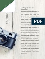 Caso Kodak - Lentitud y Subestimacion