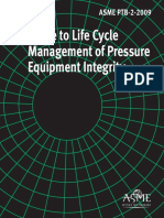 ASME PTB 2 2009 Guide to Life Cycle