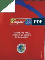 Rotafolio de Colgate