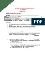 z272 Arquitectura Del Procesador Digital de Señales Seccion Practica1 2017 3