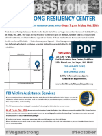 Vegas Strong Resiliency Center Location and ServicesFLYER_101717