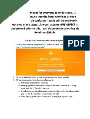 Alexa Roku Guide   Port (Computer Networking)   Router