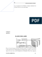 Material Informativo - Aire