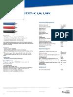 TECSUN (PV) H1Z2Z2-K 1,0-1,0kV
