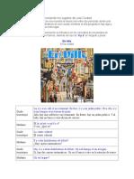 Diálogo Francés - En ville.doc