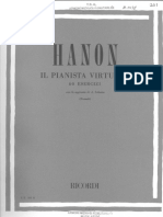 Hanon Il Pianista Virtuso (Pi̇yano)