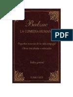 de Balzac Honore - Pequeñas Historias de La Vida Conyugal Y Obras Inacabadas