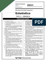 Nivel Superior Completo Estatistico Tipo01