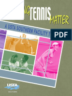 Making Tennis Matter Usta Southern Facility Toolkit 0816