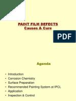 Film Defects AMERON Paint