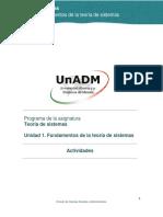 Unidad 1. Fundamentos de La Teoria de Sistemas _Actividades (1)