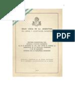 Discurso de D.F. Sarmiento en La Gran Logia