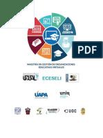 Documento Maestria en Gestion de Organizaciones Eucativas Virtuales