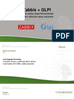 Apresentação Zabbix + GLPI