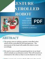 Gesture Robot