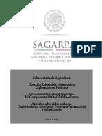 Procedimiento General Operativo Proagro Productivo Febrero2015 (1)
