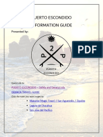 P2P Puerto Escondido – Travel Guide