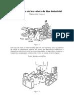 Clasificacion de Los Robots de Tipo Industrial