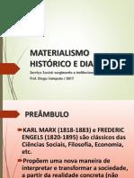 Materialismo Historico e Dialetico-1