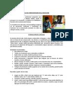 Rol Del Fonoaudiologo en La Educacion