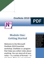 onenote tutorial