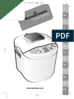 Manual Utilizare MoulinexOW2000