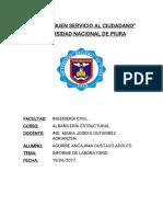 Trabajo de Albañileria 1