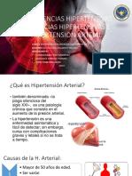 Emergencias Hipertensivas