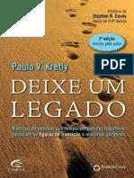 Deixe Um Legado - Paulo Kretly